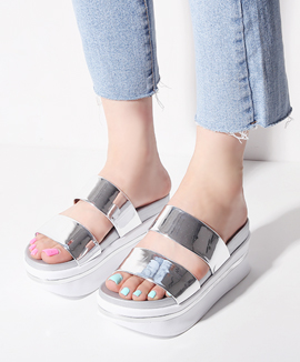 [RS2994M] MONTIS <br> White / Silver / Black 5.5cm