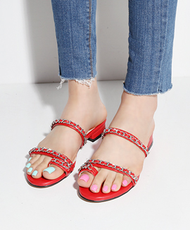 [RS3086] KRED <br> Beige / Red / Navy / Black 1.5cm / 2cm