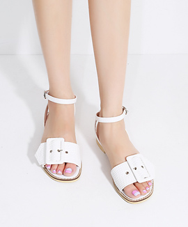 [RS3179] NEKBIN <br> White / Black 2cm
